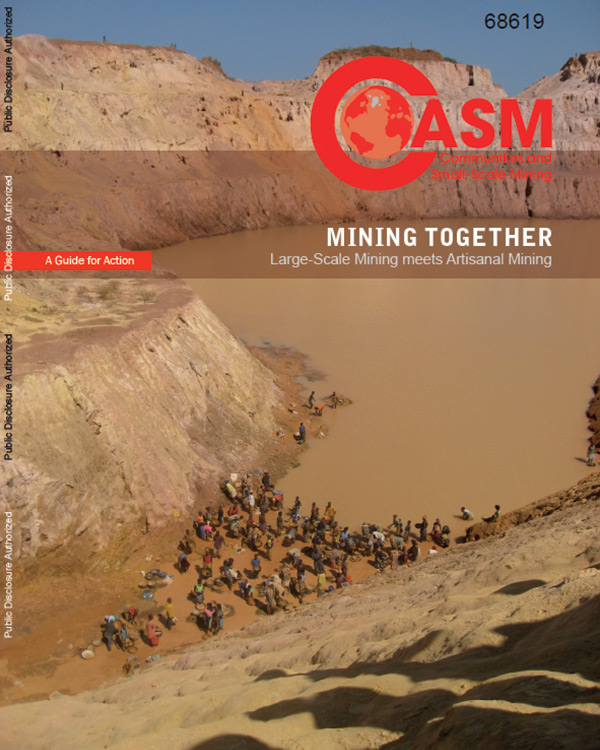 Mining Together: Large-Scale Mining meets Artisanal Mining