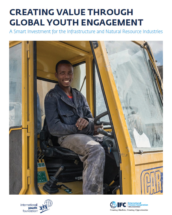 Creating Value Through Global Youth Engagement: A Smart Investment for the Infrastructure and Natural Resource Industries