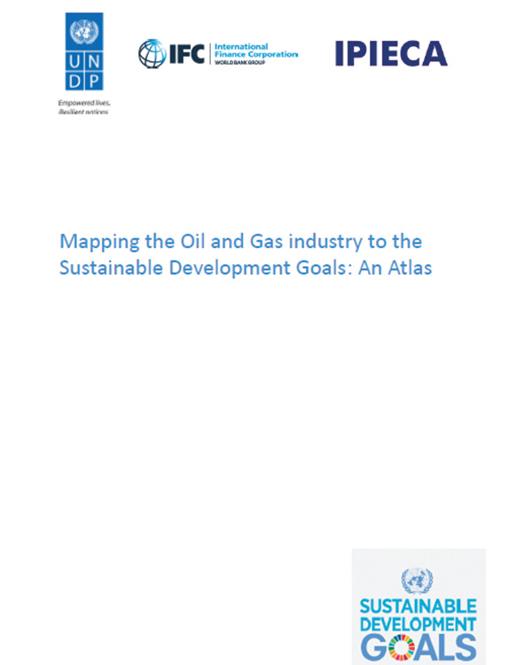 [DRAFT FOR PUBLIC COMMENT] Mapping the Oil and Gas Industry to the Sustainable Development Goals: An Atlas