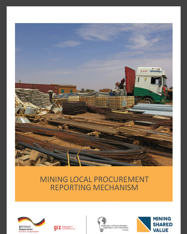 Mining Local Procurement Reporting Mechanism