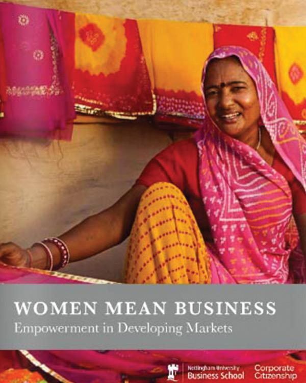 Women Mean Business: Empowerment in Developing Markets