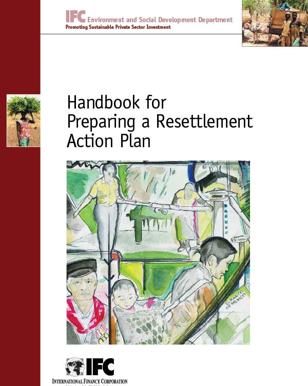 IFC Handbook for Preparing a Resettlement Action Plan