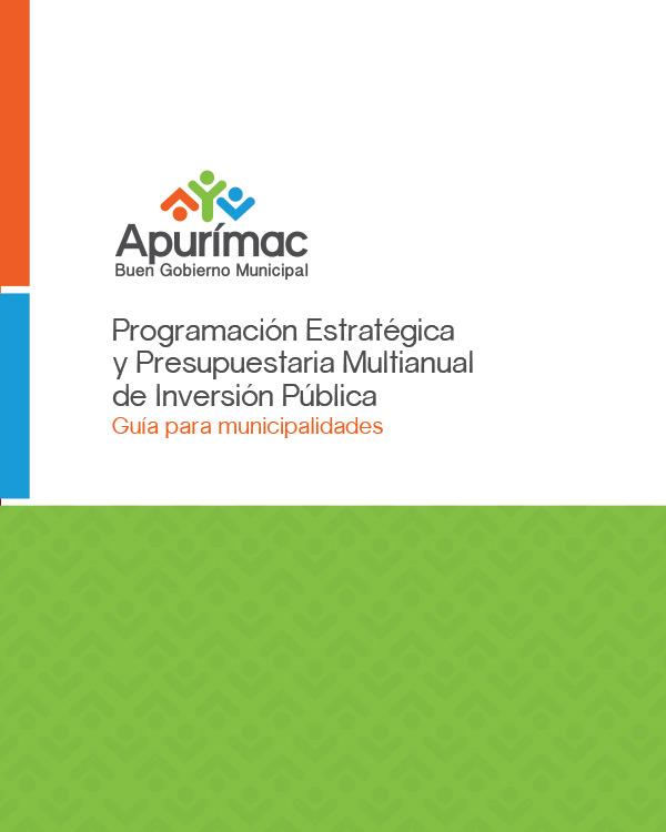 3 – Planeación Multi-anual de Inversiones (PEPMIP)