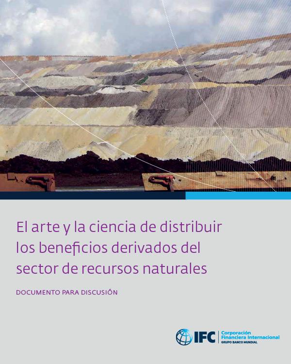 [Spanish version] El arte y la ciencia de distribuir los beneficios derivados del sector de recursos naturales
