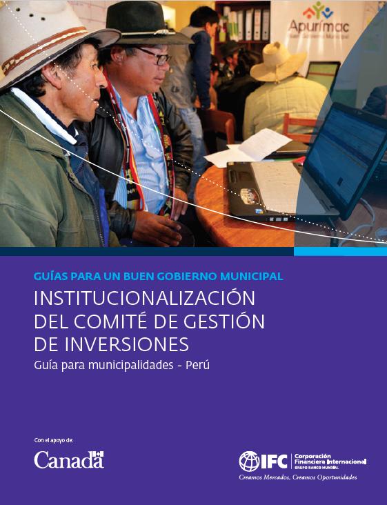 1 Comité de Gestión de Inversiones
