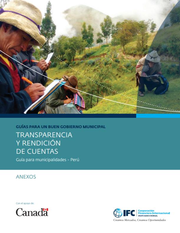 4.2 Transparencia – Anexos