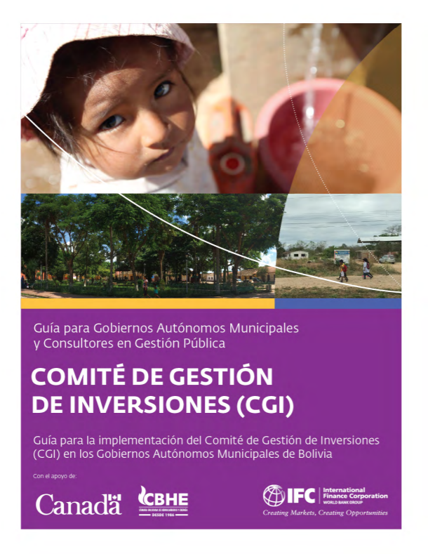 [Spanish Version] Guía 1: Comité de Gestión de Inversiones (CGI)