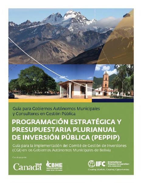 [Spanish Version] Guía 2: Programación Estratégica y Presupuestaria Plurianual de Inversión Pública (PEPPIP)