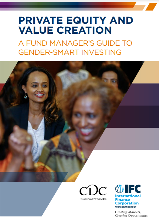 Private Equity and Value Creation: A Fund Manager's Guide to Gender-Smart Investing